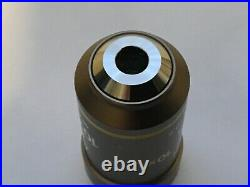 Nikon Plan 10X / 0.25 / WD 10.5. Nikon Eclipse Microscope Objective