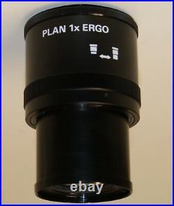 Nikon Plan 1 x ERGO Objective (Former Sales Demonstrator)