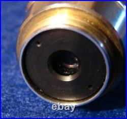 Nikon Plan 50 Microscope Objective 50X 0.85NA 160/- Oil