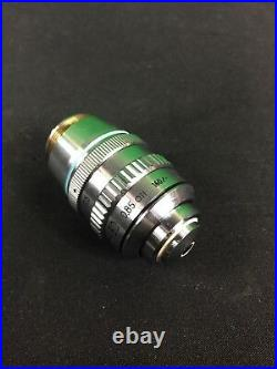Nikon Plan 50x /. 85 Oil Iris 160 TL Microscope Objective
