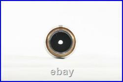 Nikon Plan APO 100x / 1.35 Oil 160/0.17 TL Microscope Objective #1336