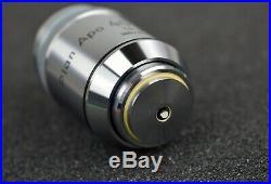 Nikon Plan APO 40x/1.0 OIL 160/0.17 Microscope Objective