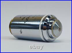 Nikon Plan Apo 100X/1.40 /0.17 DIC H WD 0.13 Oil Microscope Objective