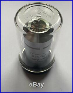 Nikon Plan Apo 2x/0.10 Microscope Objective