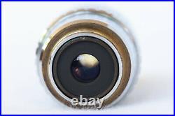 Nikon Plan Apo 60x/1.40 Oil Microscope Objective RMS #1601060 EXCELLENT