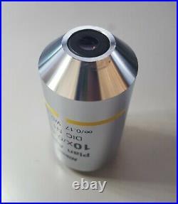 Nikon Plan Apo DIC N1 10x/0.45 Microscope Objective