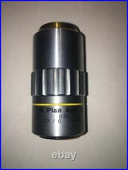Nikon Plan Apo Lambda 10x/0.28 Microscope Objective