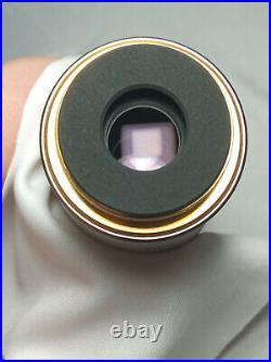 Nikon Plan Fluor 20x/0.50 DIC M/N2 WD2.1 Microscope objective