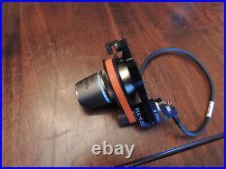 Nikon Plan Fluor ELWD 40x /0.60 /0-2 WD 3.7-2.7 Microscope Objective Assy