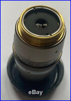 Nikon Plan Fluor ELWD 40x /0.60 DIC M/ N1 Microscope Objective