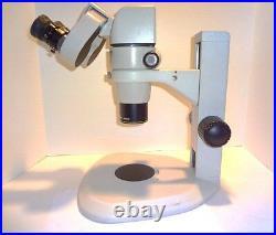 Nikon Smz-10a Stereomicroscope Ergo Tube Ed Plan 75x Nice Clean Scope