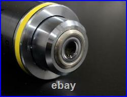 ZEISS microscope objective lens, 10x. PLAN-NEOFLUAR 10x / 0.30 used japan